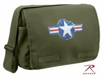 Rothco Messenger Bag med Air Corps
