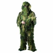 Ghillie Suits ANTI-BRAND 4 PC Woodland Camo