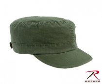 ROTHCO WOMEN ADJUSTABLE VINTAGE FATIGUE CAP - OLIVE DRAB