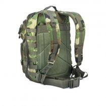 Amerikansk Sturm ASSAULT PACK 50L woodland camo
