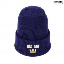 Royal Acryl Watch Cap - Navyblue