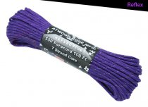 Amerikansk Paracord Reflex - Purple