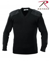 ROTHCO ACRYLIC V-NECK SWEATER