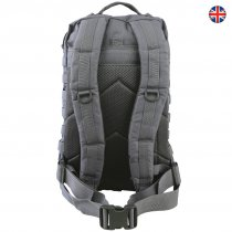 Brittisk Hex - Stop Reaper Backpack 50L - Metal Grey