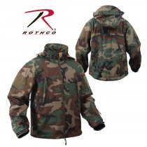 Rothco Special Ops Softshell Jacket - Camo