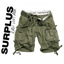 Surplus Vintage Division Shorts OD
