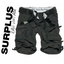 Surplus Division Shorts Dark Camo