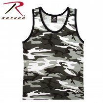 Rothco TANK TOP CITY CAMO