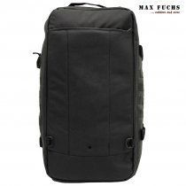 Max Fuxh Travel Back Pack - Black