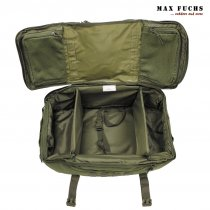 Max Fuxh Travel Ryggsäck - Green