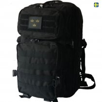 Army Gross Assault Backpack 50L Three Crowns - Sort