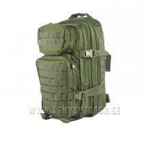 Army Patrol Assault Ryggsekk 25L OD