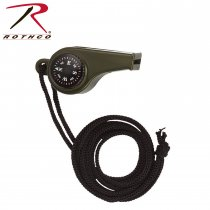 ROTHCO OD Super Whistle