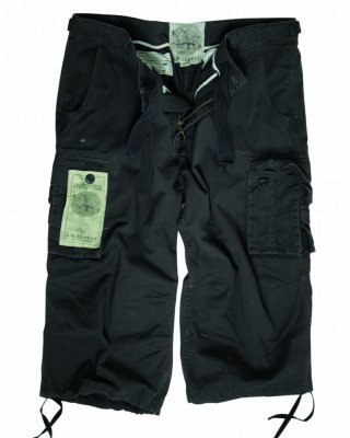 Mil Tec Vintage AIR COMBAT 3/4-SHORT Sort