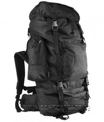 Sturm Militär ryggsäck RANGER 75 liter Svart - Militære rygsække ... ff289a6c6a33c