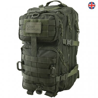 Brittisk Hex - Stop Reaper Backpack 50L - Army Green