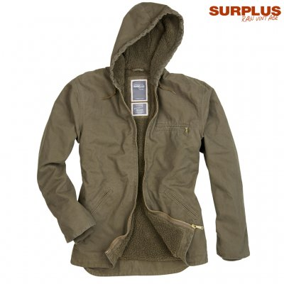 Surplus Stonesbury Jacket - Army Green