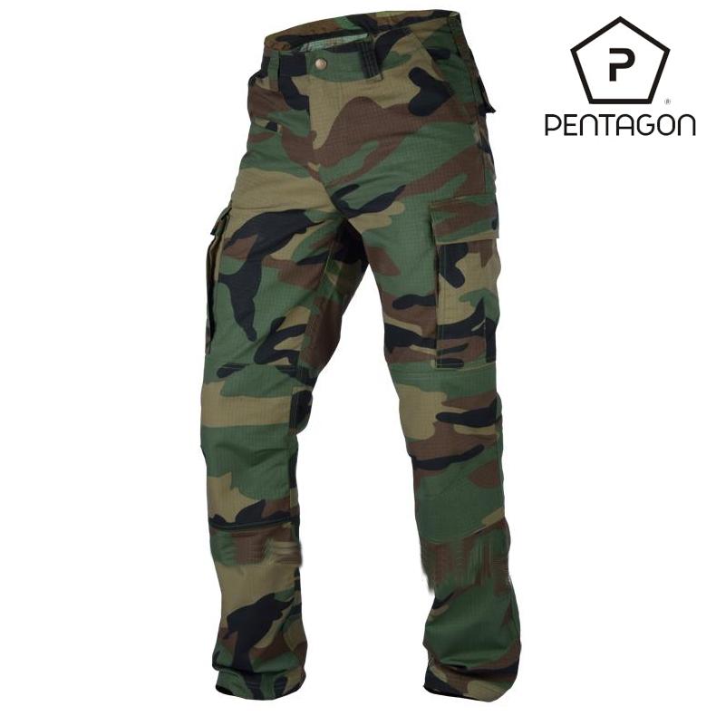 Pentagon BDU 2.0 Bukser Woodland Camo