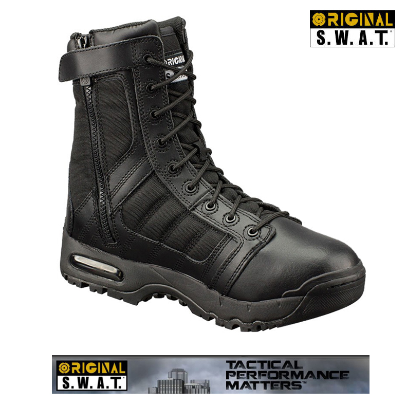 S.W.A.T Metro Air Side Zip Boots